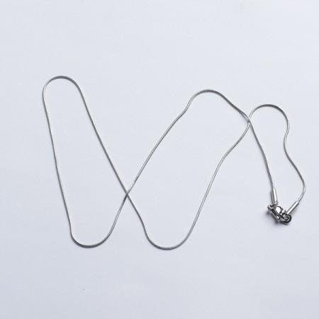钛钢项链001(蛇骨)